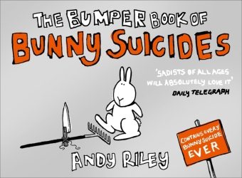 The Bumper Book of Bunny Suicides - Riley, Andy