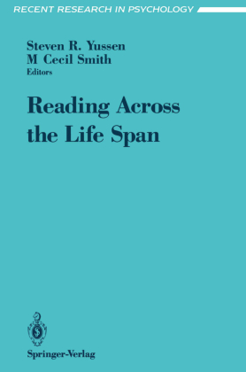 Recent Research in Psychology: Reading Across the Life Span