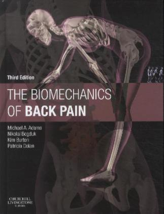 The Biomechanics of Back Pain, w. DVD