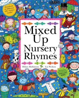 Mixed Up Nursery Rhymes - Hundreds of different silly rhymes inside!