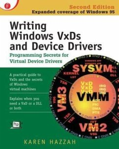 Writing Windows VxDs and Device Drivers - Hazzah, Karen Thielen, David