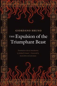 The Expulsion of the Triumphant Beast (New Edition) - Bruno, Giordano