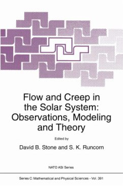 Flow and Creep in the Solar System: Observations, Modeling and Theory - NATO Advanced Study Institute on Dynamic