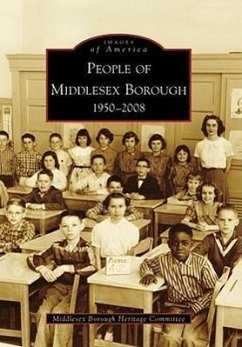 People of Middlesex Borough: 1950-2008 - Middlesex Borough Heritage Committee