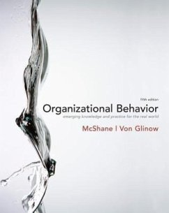 Organizational Behavior - McShane, Steven L. Von Glinow, Mary Ann