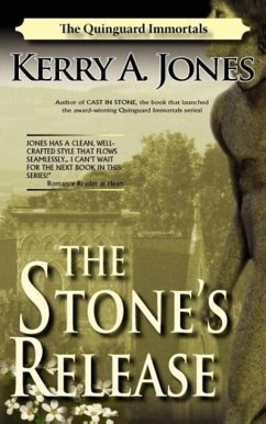 The Stone's Release - Jones, Kerry A.