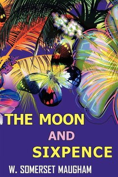 The Moon and Sixpence - Maugham, W. Somerset