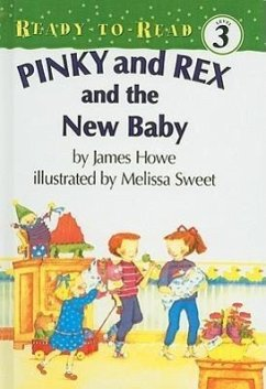 Pinky and Rex and the New Baby - Howe, James
