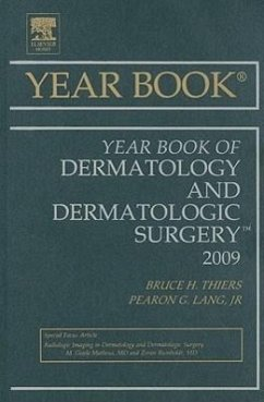 The Year Book of Dermatology and Dermatologic Surgery - Herausgeber: Thiers, Bruce H. Lang, Pearon G.