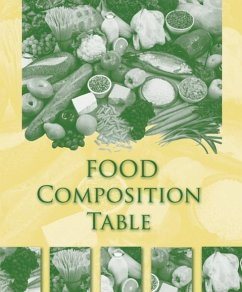 Food Composition Table - Herausgeber: Wheatley, Colin H. Meyers, Lynne M.