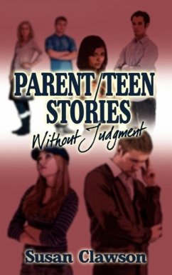 Parent/Teen Stories - Clawson, Susan