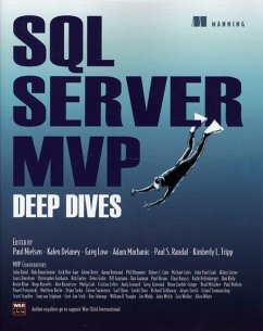SQL Server MVP Deep Dives in Action - Machanic, Adam Tripp, Kimberly L. Randall, Paul