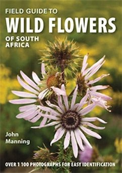 Field Guide to Wild Flowers of South Africa - Manning, John