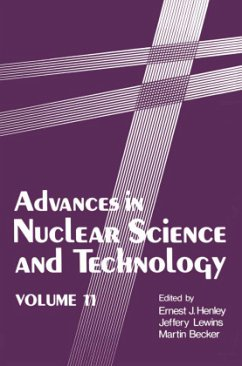 Advances In Nuclear Science and Tech, Volume 11: v. 11 (Advances in Nuclear Science & Technology)