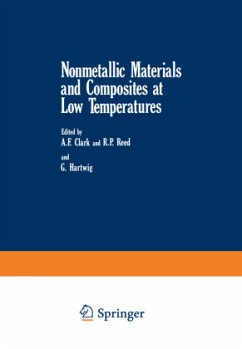 Nonmetallic Materials and Composites at Low Temperatures - Clark, A. F. Reed, Richard P. Hartwig, Gunther