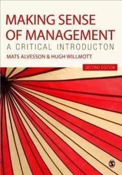 Making Sense of Management - Alvesson, Mats Willmott, Hugh