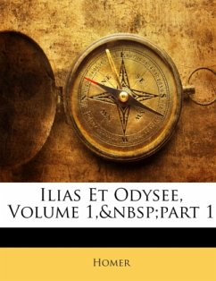 Ilias Et Odysee, ERSTER BAND - Homer