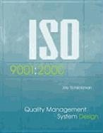 ISO 9001: 2000 Quality Management System Design - Schlickman, Jay J.