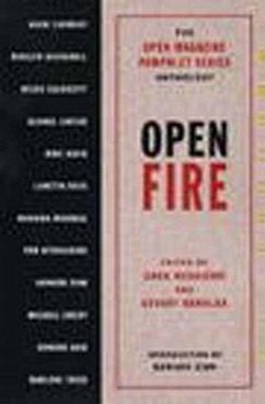 Open Fire: The Open Magazine Pamphlet Series Anthology, No 1 - Zinn, Howard