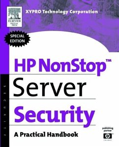 HP Nonstop Server Security: A Practical Handbook - Xypro Technology Corp