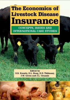 The Economics of Livestock Disease Insurance: Concepts, Issues and International Case Studies - Grannis, Jennifer L. Green, John W. Hoag, Dana L.