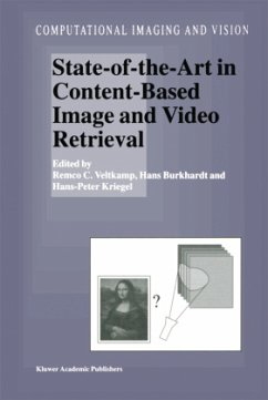State-Of-The-Art in Content-Based Image and Video Retrieval - Veltkamp, Remco C. Burkhardt, Hans Kriegel, Hans-Peter