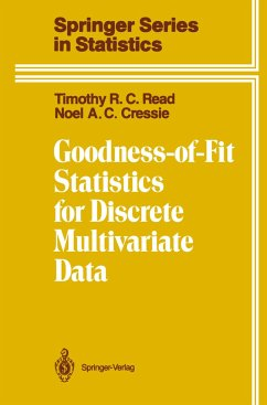 Goodness-of-Fit Statistics for Discrete Multivariate Data - Read, Timothy R.C. Cressie, Noel A.C.