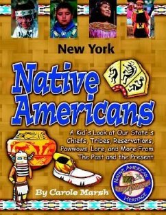New York Native Americans - Marsh, Carole