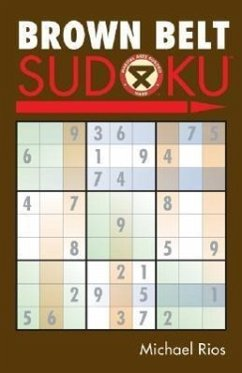 Brown Belt Sudoku - Rios, Michael