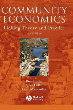 Community Economics: Linking Theory and Practice - Schaffer, Ron Deller, Steven C. Marcouiller, David W.
