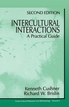 Intercultural Interactions: A Practical Guide - Cushner, Kenneth Brislin, Richard W.