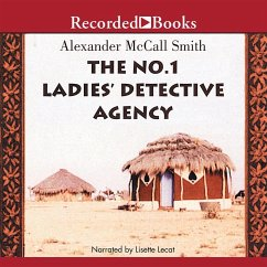 The No. 1 Ladies' Detective Agency - McCall Smith, Alexander