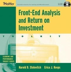 Front-End Analysis and Return on Investment Toolkit - Stolovitch, Harold D. Keeps, Erica J.