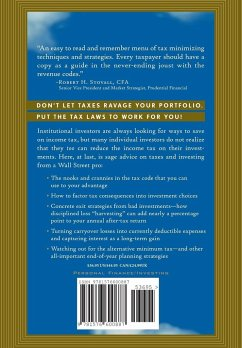 Wall Street Secrets for Tax-Efficient Investing: From Tax Pain to Investment Gain - Gordon, Robert N.