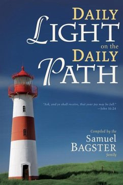 Daily Light on the Daily Path - Bagster, Samuel