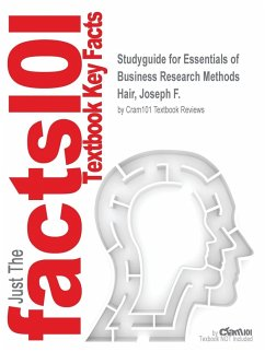 Studyguide for Essentials of Business Research Methods by Hair, Joseph F., ISBN 9780471271369 - Cram101 Textbook Reviews