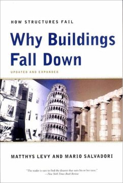 Why Buildings Fall Down - Levy, Matthys Salvadori, Mario