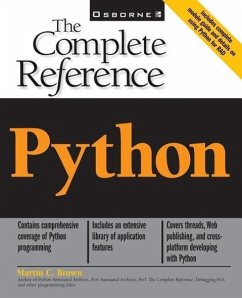 Python: The Complete Reference - Komponist: Brown, Martin C.