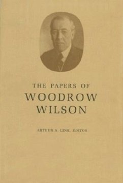 The Papers of Woodrow Wilson, Volume 48: May 13-July 17, 1918 - Wilson, Woodrow