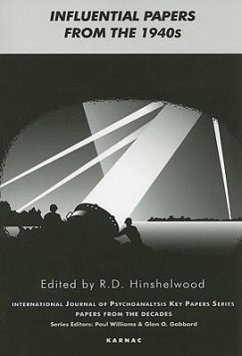Influential Papers from the 1940s - Herausgeber: Hinshelwood, Robert D.