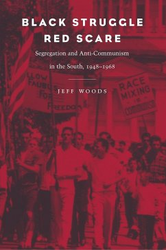 Black Struggle, Red Scare - Woods, Jeff