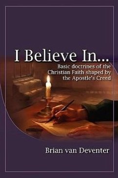 I Believe in - Van Deventer, Brian