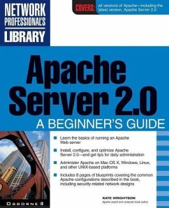 Apache Server 2.0: A Beginner's Guide - Komponist: Wrightson, Kate