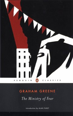 The Ministry of Fear: An Entertainment - Greene, Graham