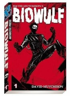 Biowulf: Volume 1 - Hutchison, David