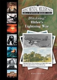 Blitzkrieg! Hitler's Lightning War - Rice, Earle, Jr.