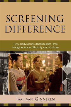 Screening Difference - Van Ginneken, Jaap