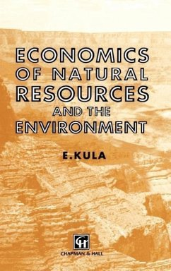 Economics of Natural Resources and the Environment - Kula, Erhun
