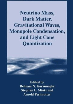 Neutrino Mass, Dark Matter, Gravitational Waves, Monopole Condensation, and Light Cone Quantization - Kursunogammalu, Behram N. (ed.) / Mintz, Stephan L. / Perlmutter, Arnold