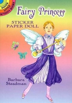 Fairy Princess Sticker Paper Doll [With Stickers] - Steadman, Barbara